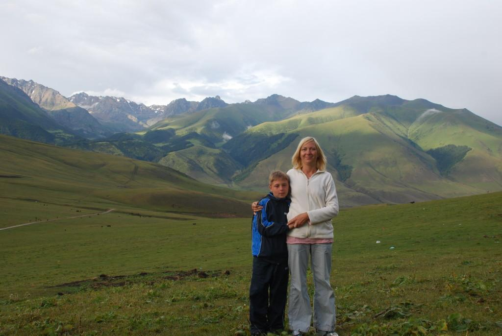 Чем заняться во время отдыха на озере Иссык-Куль в Киргизии