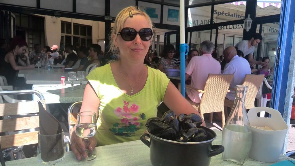 Отдых на море на юге Франции