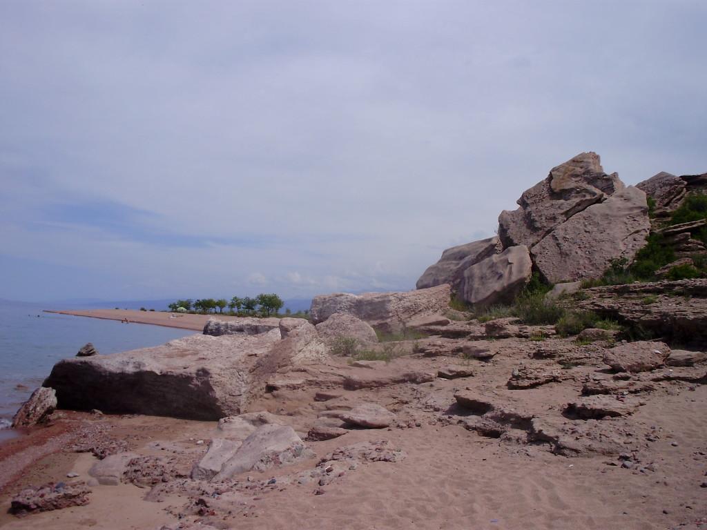 Озеро Иссык-Куль - жемчужина Киргизии
