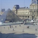 Лувр — сокровищница произведений искусства в Париже