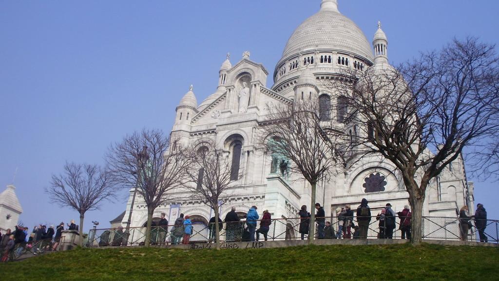 Монмартр - самый романтический район Парижа
