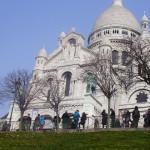 Монмартр — самый романтический район Парижа