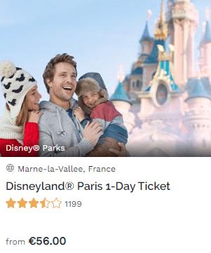 Как купить билеты в Диснейленд в Париже по лучшим ценам