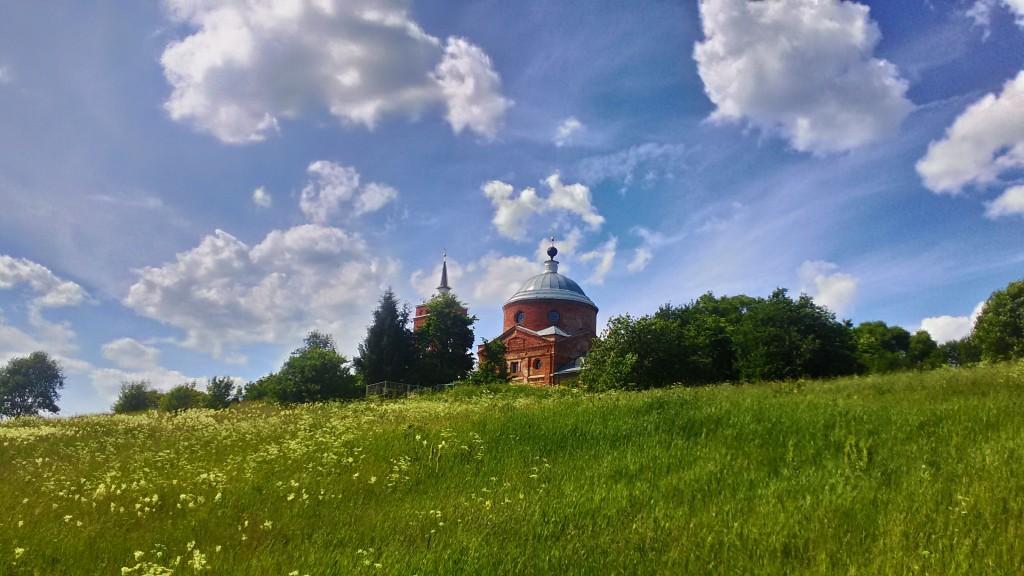 Что такое Никола-Ленивец в Калужской области и зачем туда ехать