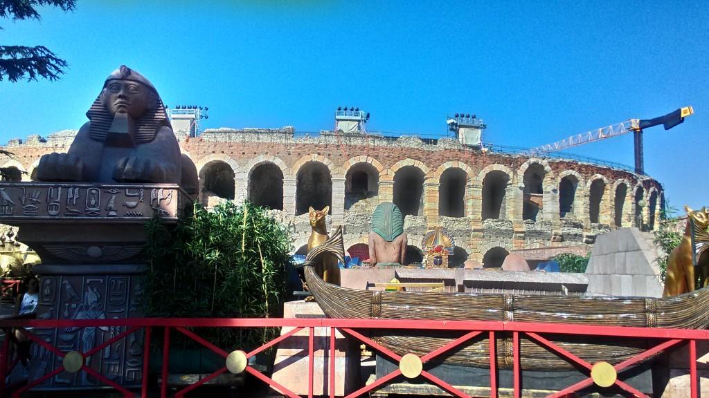Топ-7 достопримечательностей Вероны - советы путешественникам по Италии.