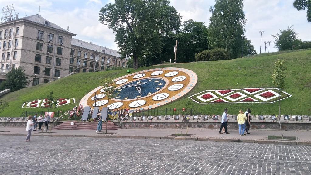 Киев глазами путешественников из России