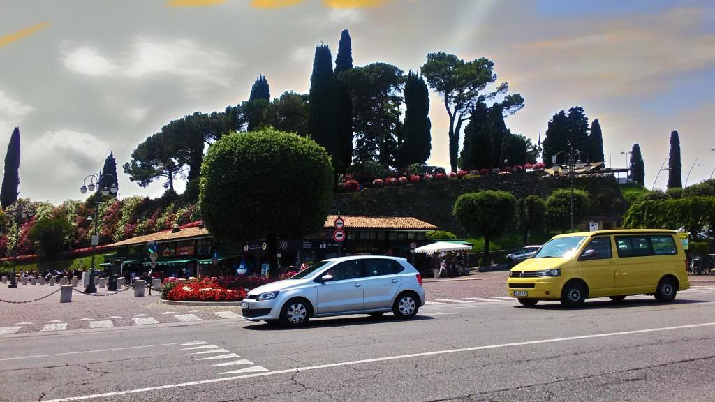 Особенности вызова такси в Италии в маленьком городке