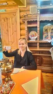 Городец - старинный городок в Нижегородской области