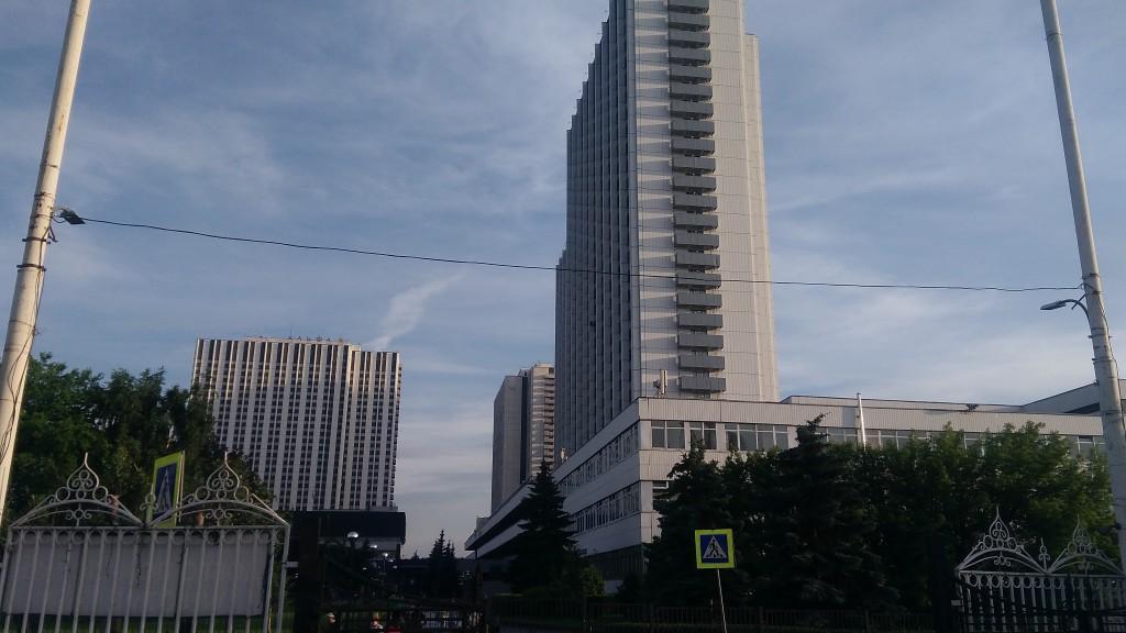 гостиница Измайлово Москва