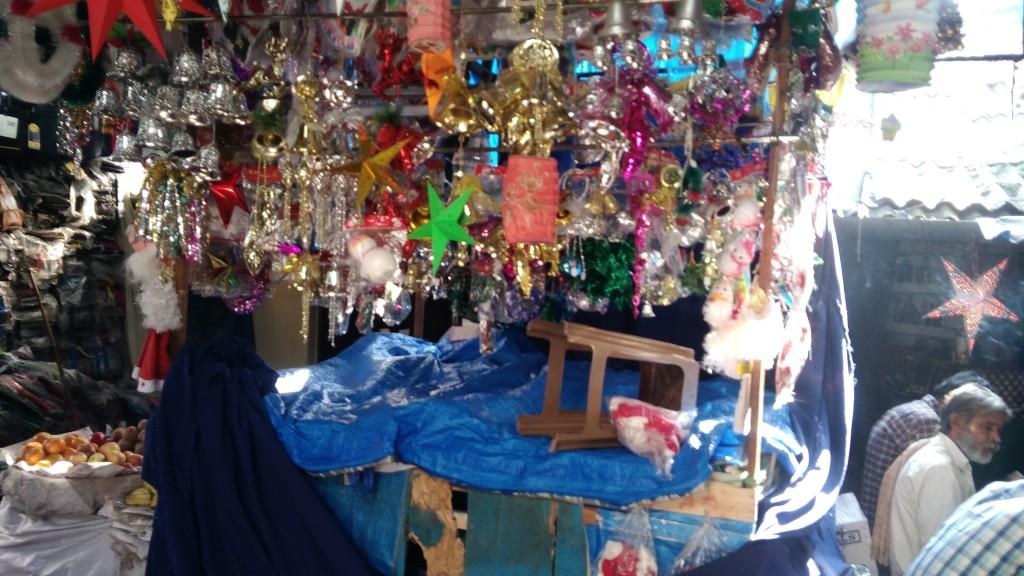 Старый рынок в Маргао