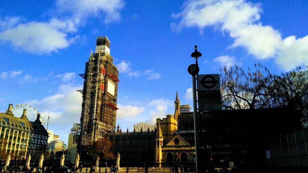 Знакомство с Лондоном - для тех, кто впервые едет в Великобританию и не только