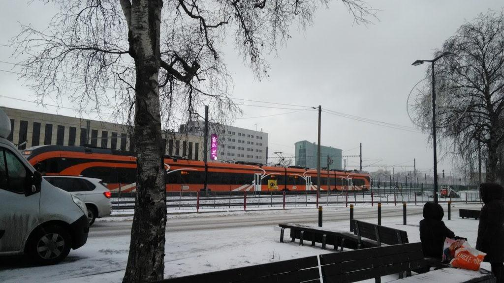 Как недорого путешествовать в Европу  через Таллин