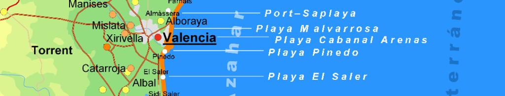 Топ-8 интересных занятий в Валенсии