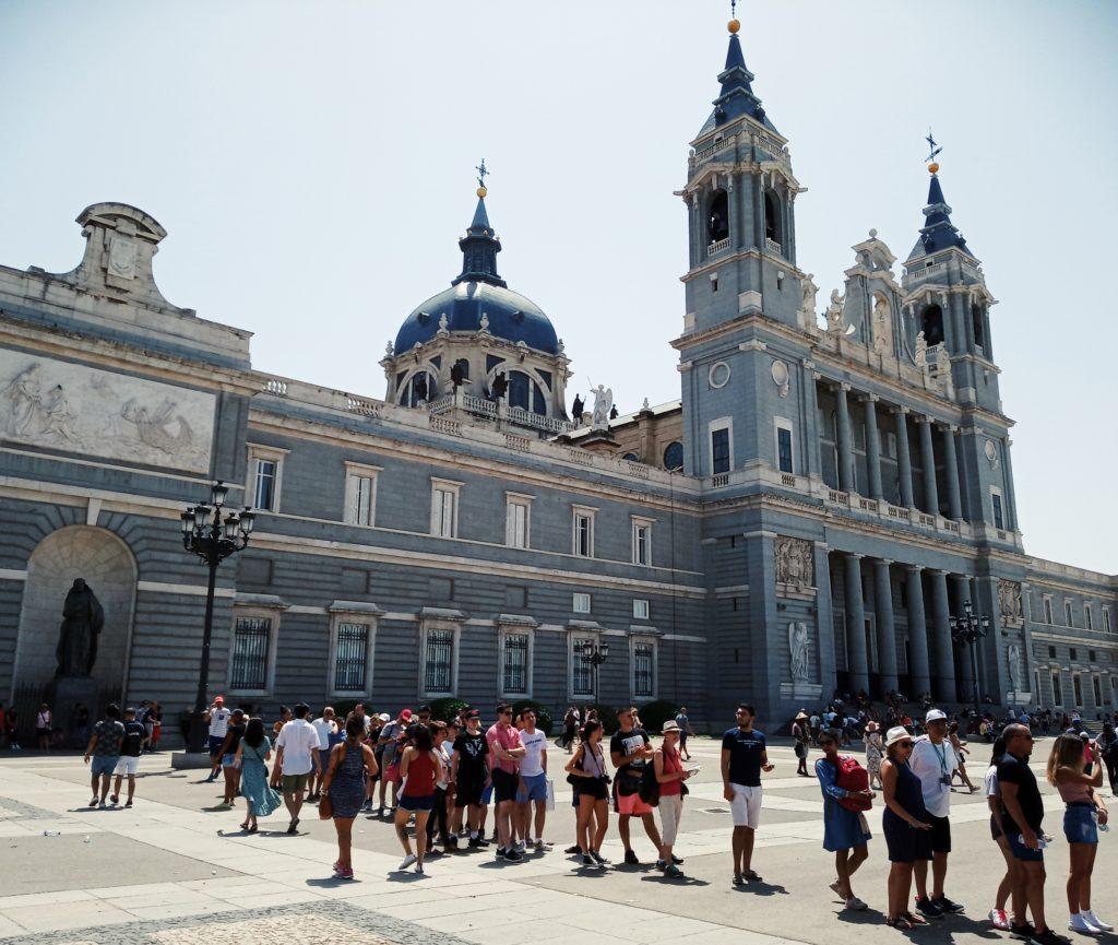 Собор Альмудена Мадрид