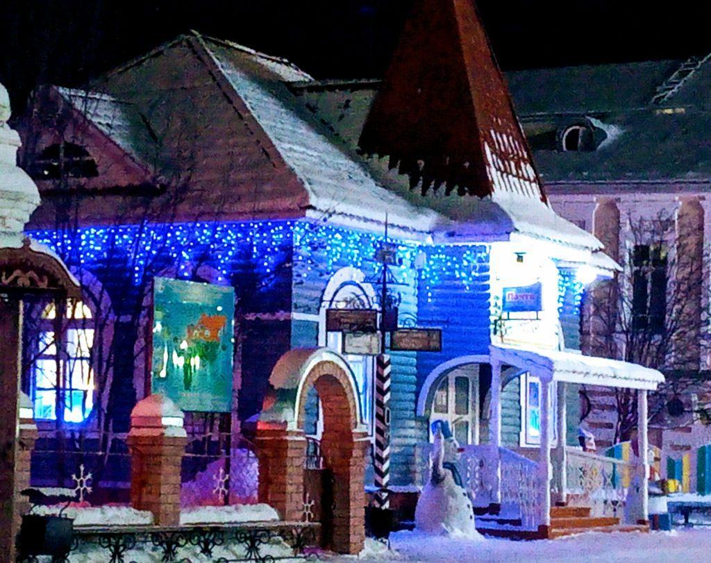 Великий Устюг – родина Деда Мороза – что посмотреть в городе