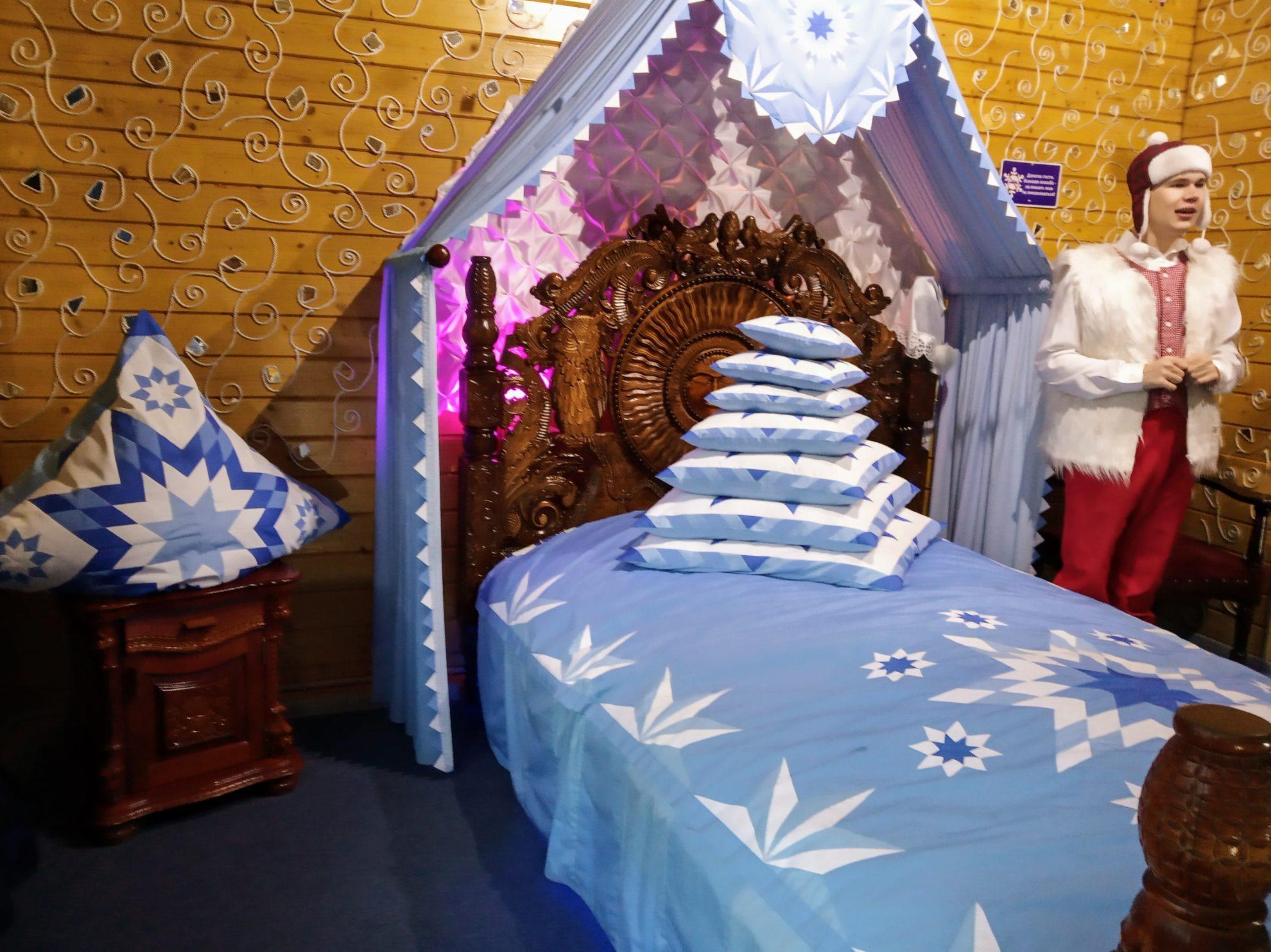 Все о Вотчине Деда Мороза под Великим Устюгом – проживание, развлечения, питание