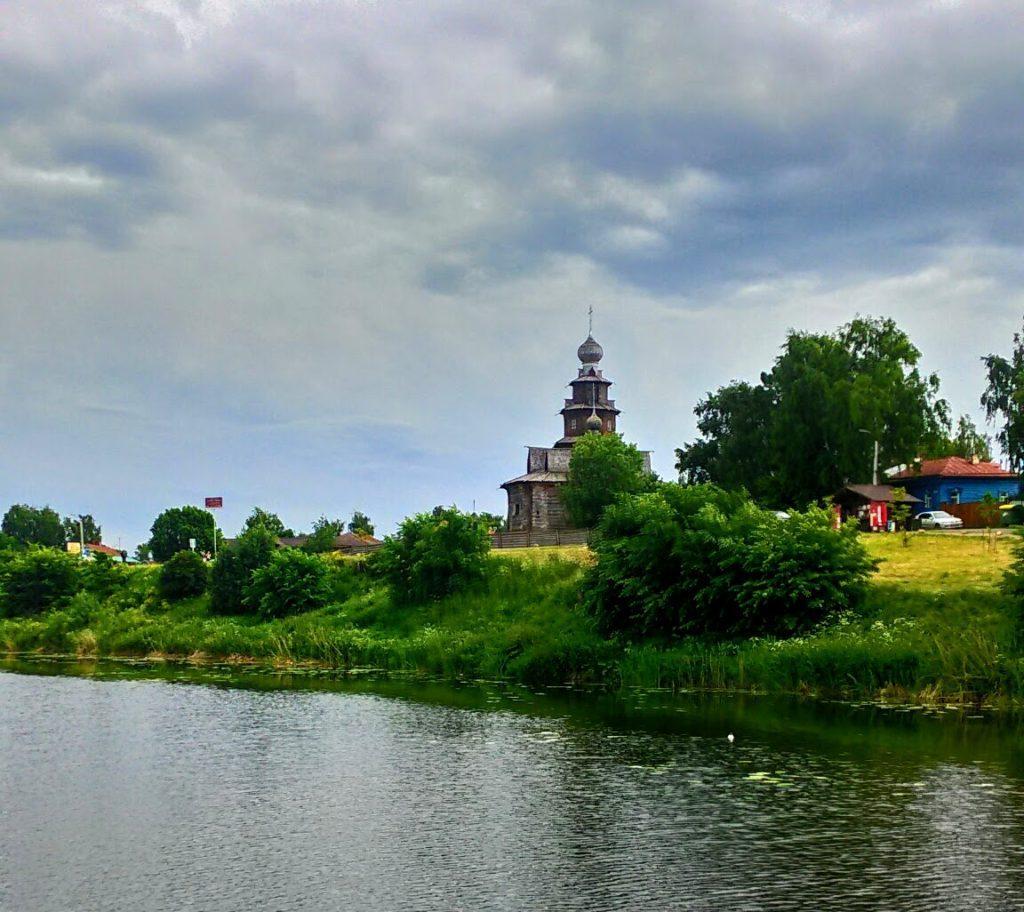 Что посмотреть по пути из Москвы в Иваново