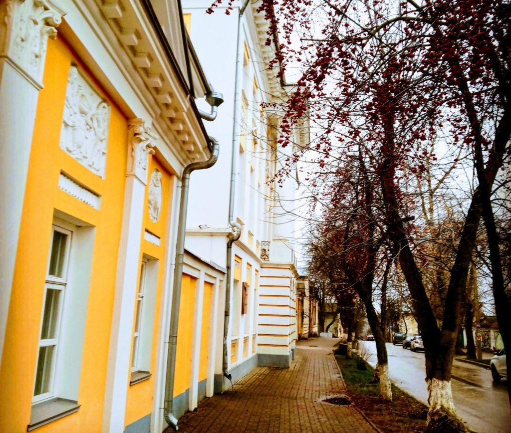 улица Воскресенская Калуга