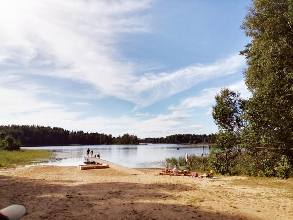 Отдых в Национальном парке Смоленское Поозерье